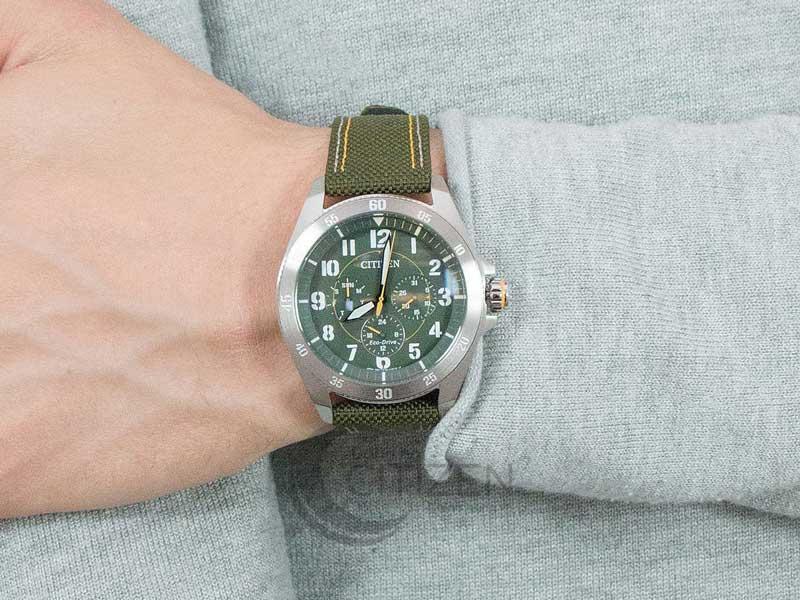 đồng hồ Citizen BU2030-09W
