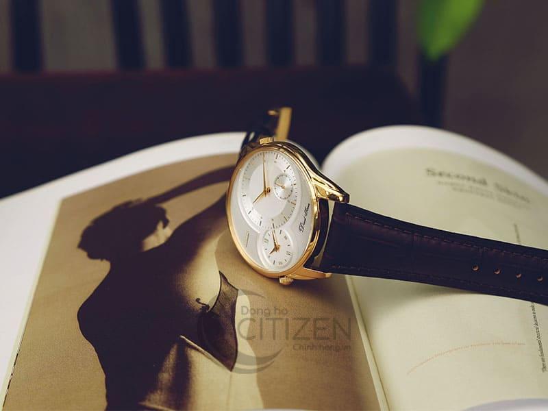 đồng hồ citizen ao3008-07a