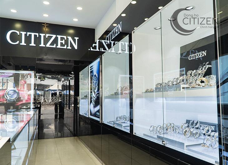 đồng hồ Citizen chính hãng dưới 2 triệu