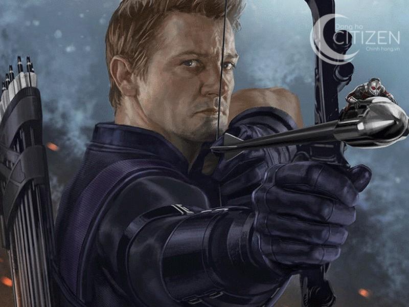 Hawkeye đại diện cho những con người bình thường, chú trọng giá trị gia đình trong Avengers.