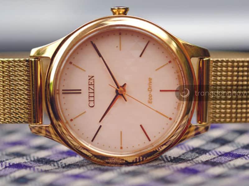 đồng hồ Citizen Eco-drive EM0503-83X