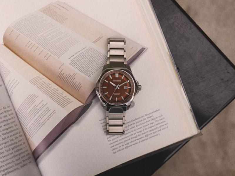 đồng hồ citizen titanium aw1540