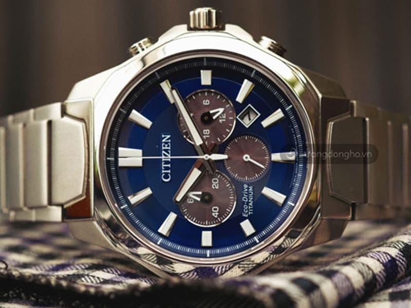đồng hồ citizen titanium ca4320