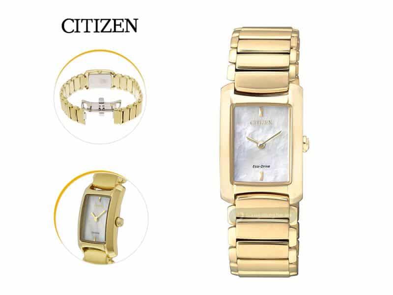 đồng hồ Citizen Eco-drive EG2973-55D