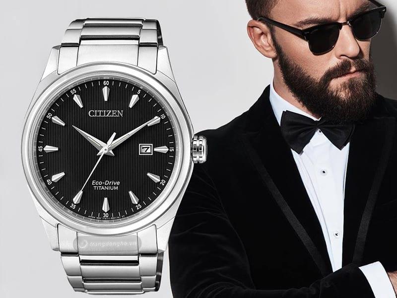Đồng hồ Citizen Super Titanium BM7360-82E