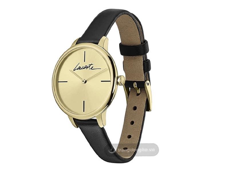 Đồng hồ Lascote nữ dây da Quartz 2001124