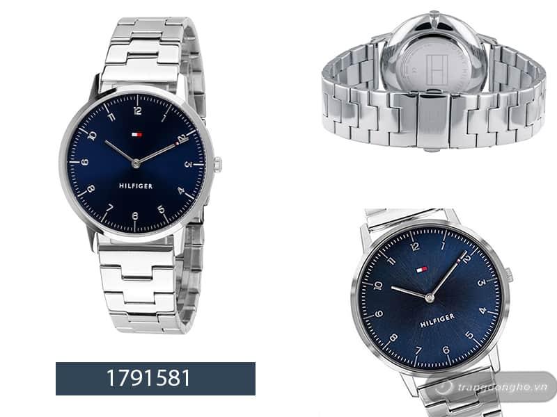 Đồng hồ Tommy Hilfiger dây sắt Quartz 1791581