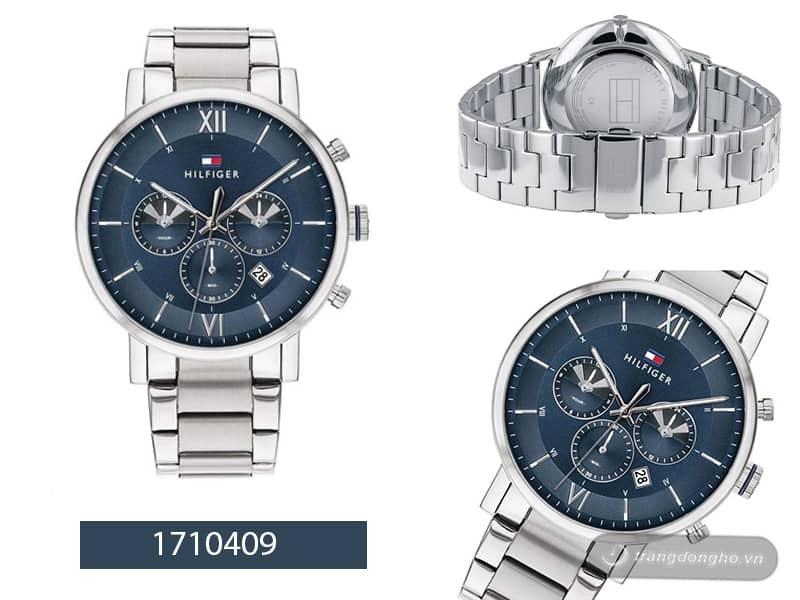Đồng hồ Tommy Hilfiger dây sắt Quartz 1710409