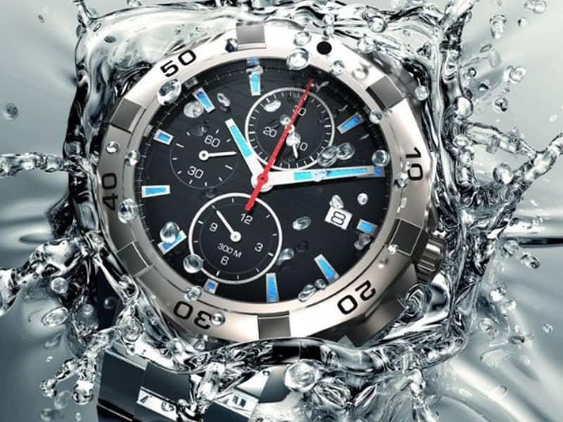"""Khái niệm """"WR"""" bên trong những chiếc đồng hồ Citizen"""
