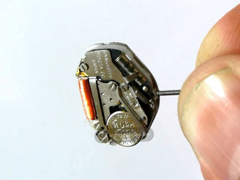 bộ máy của đồng hồ citizen quartz
