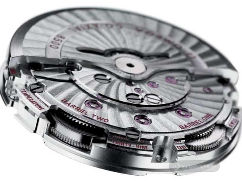 bộ máy đồng hồ miyota quartz