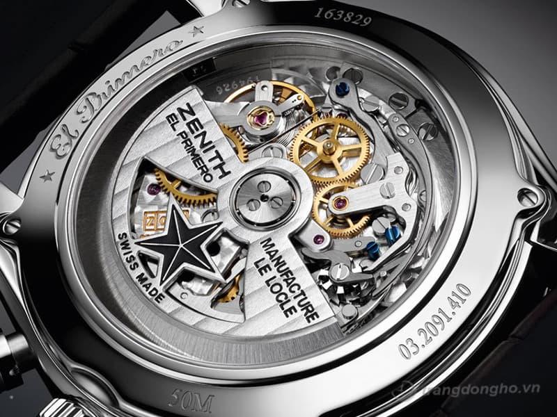 Đồng hồ Column Wheel Chronograph