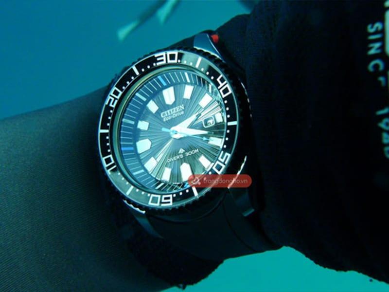 Đồng hồ Citizen có rất nhiều mức độ chịu nước khác nhau