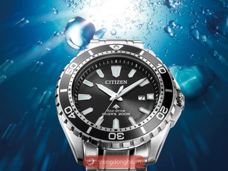 : Đồng hồ Citizen Promaster chuyên lặn sâu