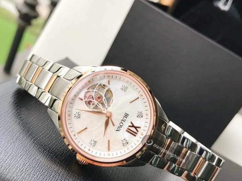 Đồng hồ Bulova nữ Automatic 98P170
