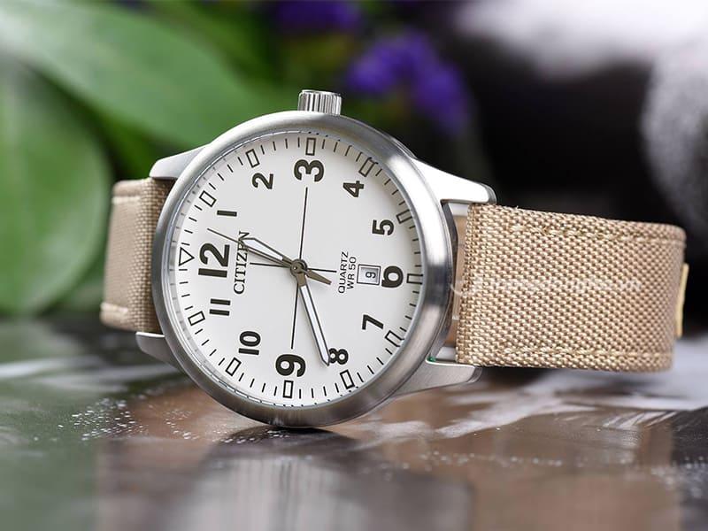 Citizen BI1050-05A chiếc đồng hồ Citizen có mức giá rẻ nhất