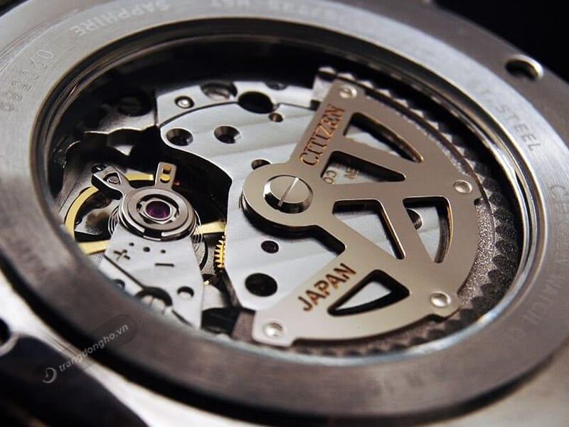 ký hiệu đồng hồ citizen