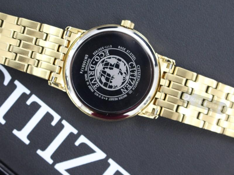 phân biệt đồng hồ citizen thật giả
