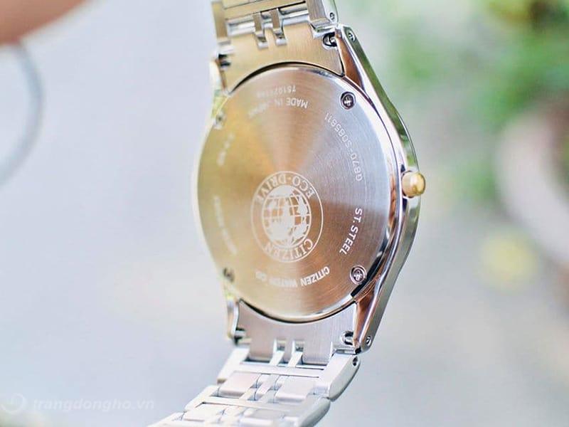 đồng hồ nam siêu mỏng