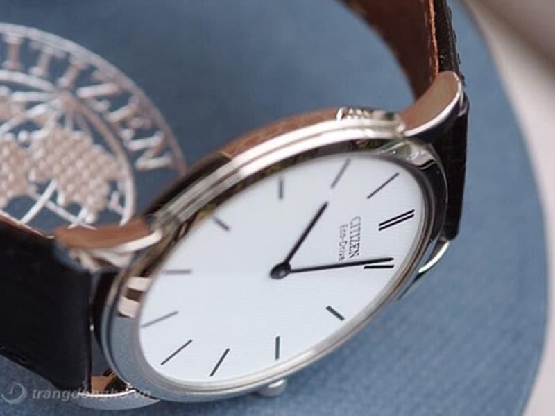 đồng hồ citizen nam siêu mỏng
