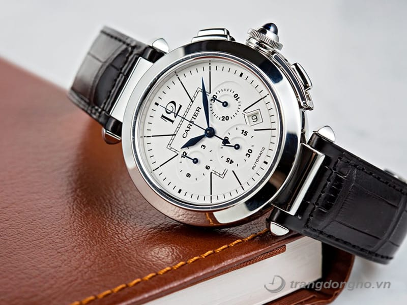 12. Đồng hồ Cartier