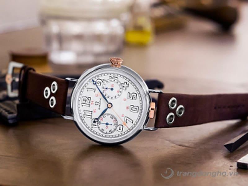 15. Đồng hồ Omega