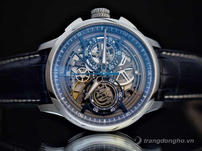 25. Đồng hồ Maurice Lacroix