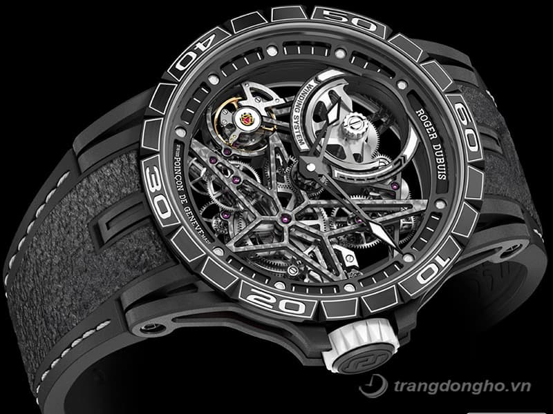 27. Đồng hồ Roger Dubuis