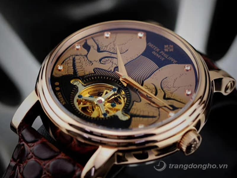 3. Đồng hồ Patek Philippe