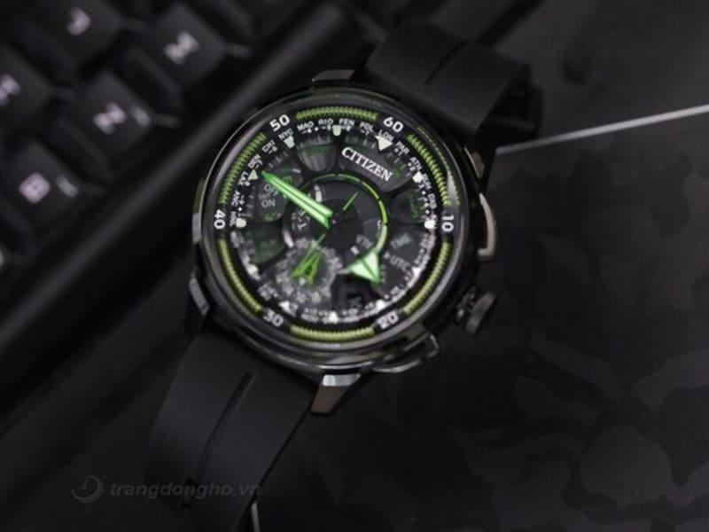 đồng hồ citizen hàng hiệu