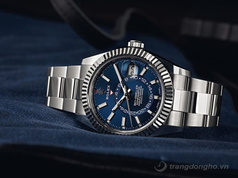 7. Đồng hồ Rolex