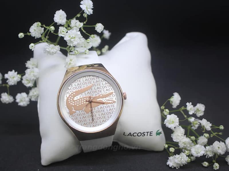 thiết kế đồng hồ lacoste